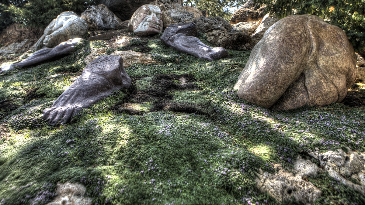 daniel ii nebuchadnezzar u0027s dream u2013 gilgal sculpture garden